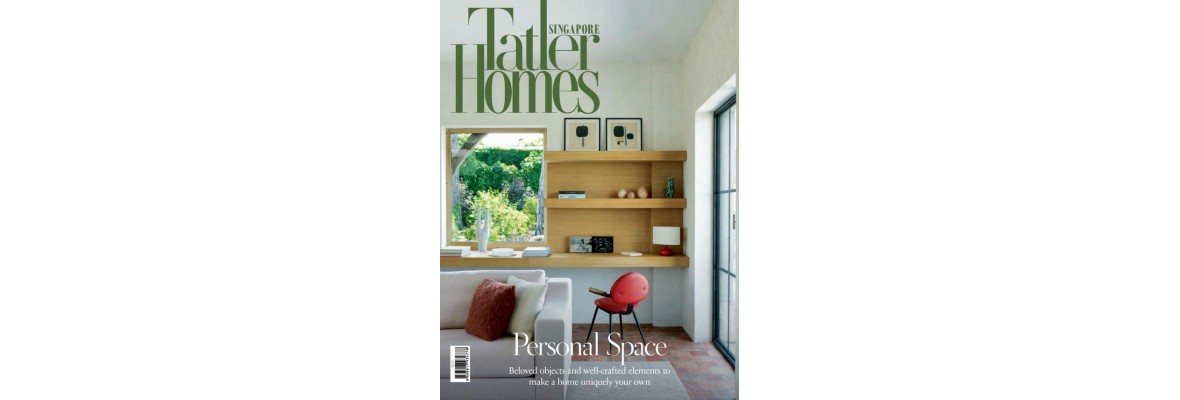 Tatler Homes Singapore November 2020 Issue Feature