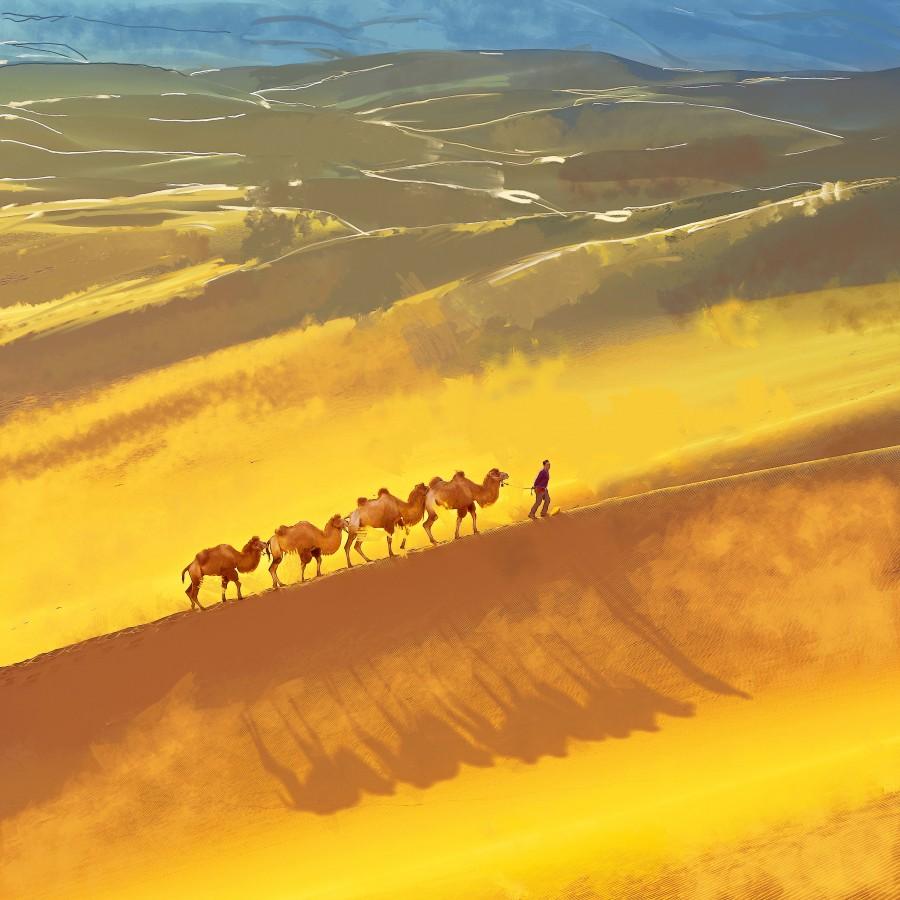 Taklamakan Camel Bells