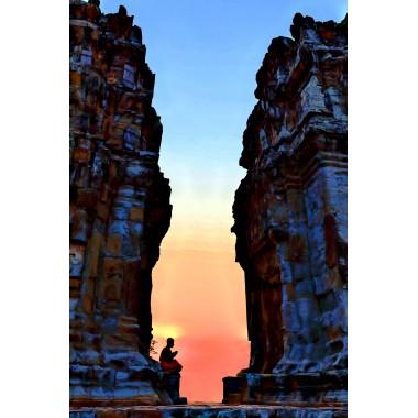 Wat and Sangha