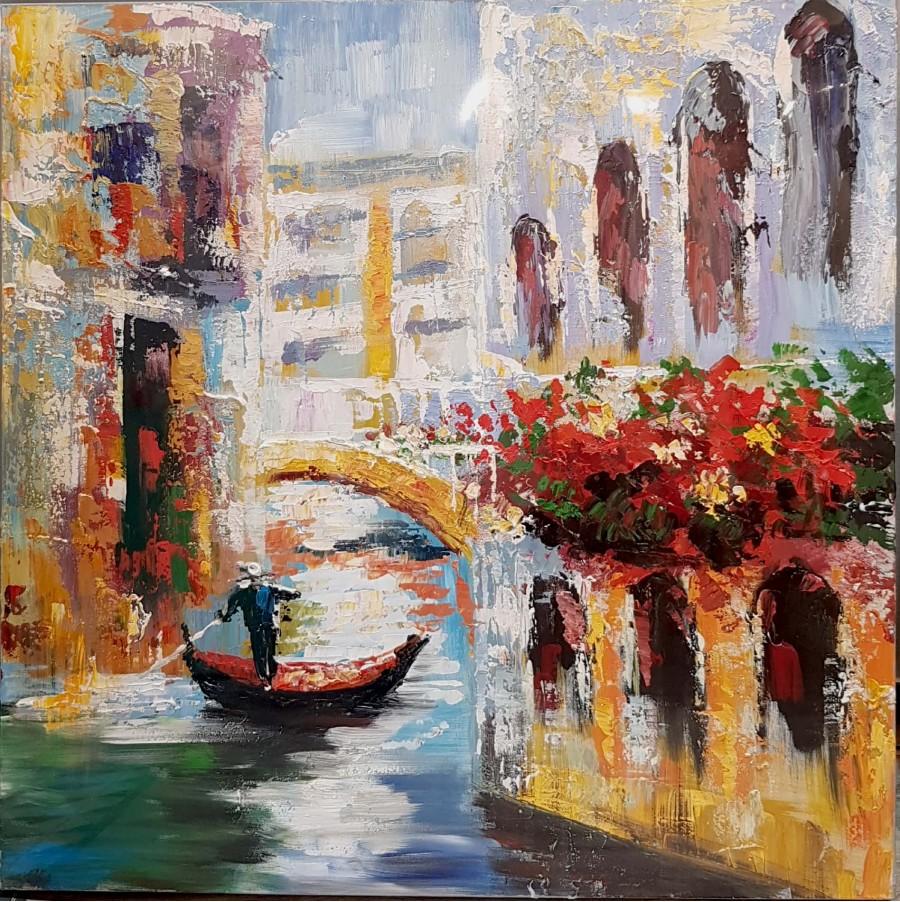 Dreaming in Venice