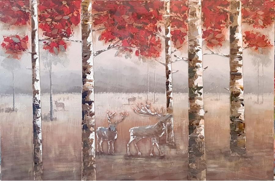 The Seeking Deers