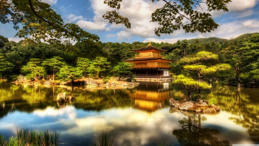 Kinkaku-ji,Kyoto