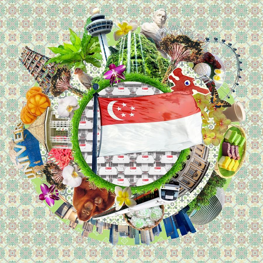 Singapore collage I