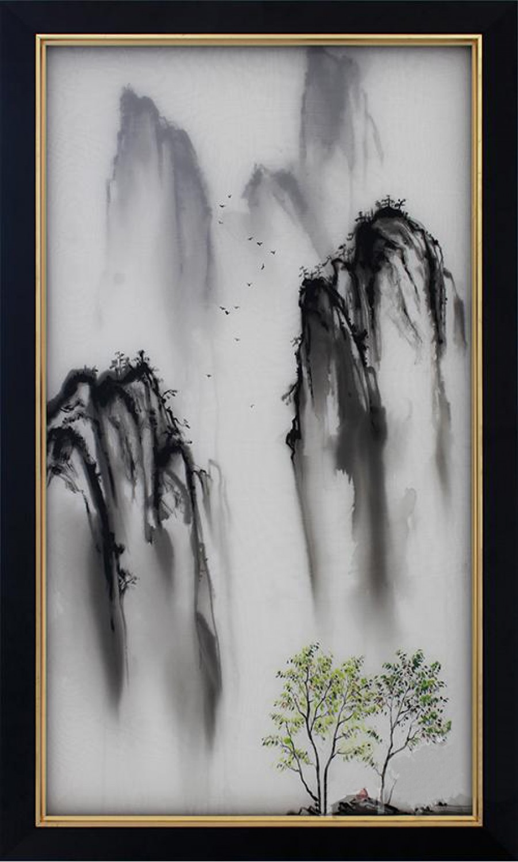 Mountain Water Series II