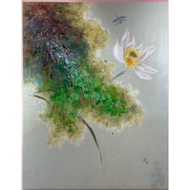 Flowers & Vase Series 2 - XIII