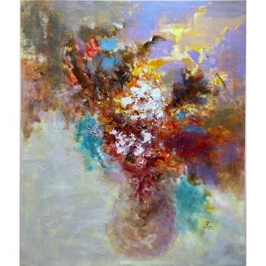 Flowers & Vase Series 2 - XII