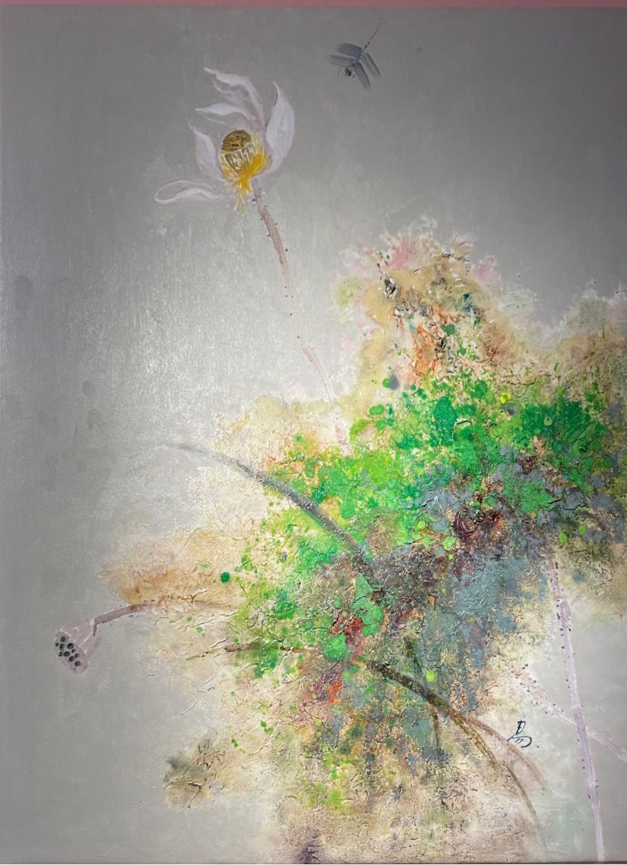 Flowers & Vase Series 2 - XIX