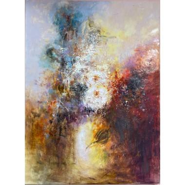 Flowers & Vase Series 2 - XI