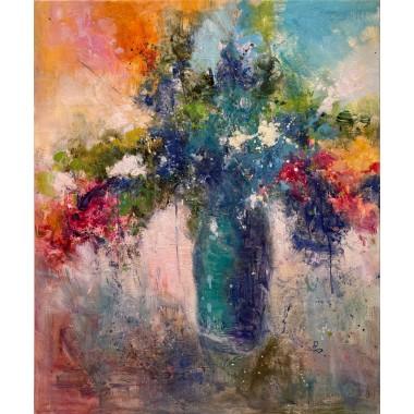 Flowers & Vase Series 2 - XVIII