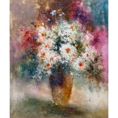 Flowers & Vase Series 2 - XVI