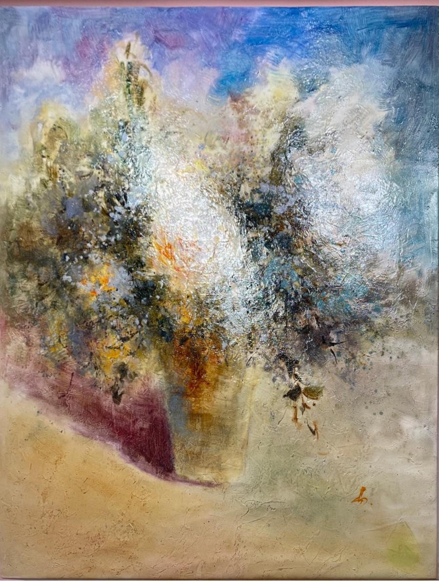 Flowers & Vase Series 2 - XV