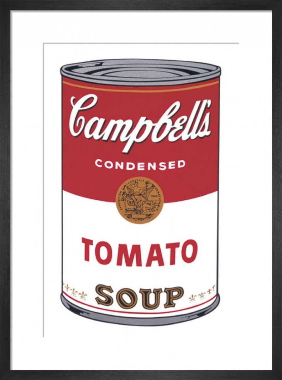 Campbell's Soup (Tomato), 1968